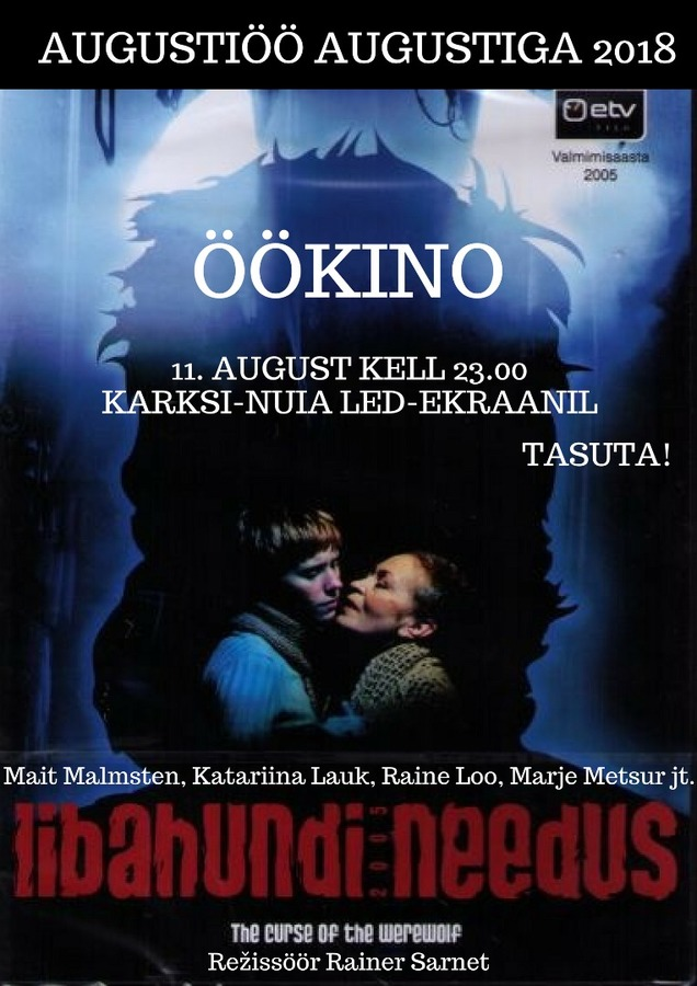 Öökino, film Libahundi needus